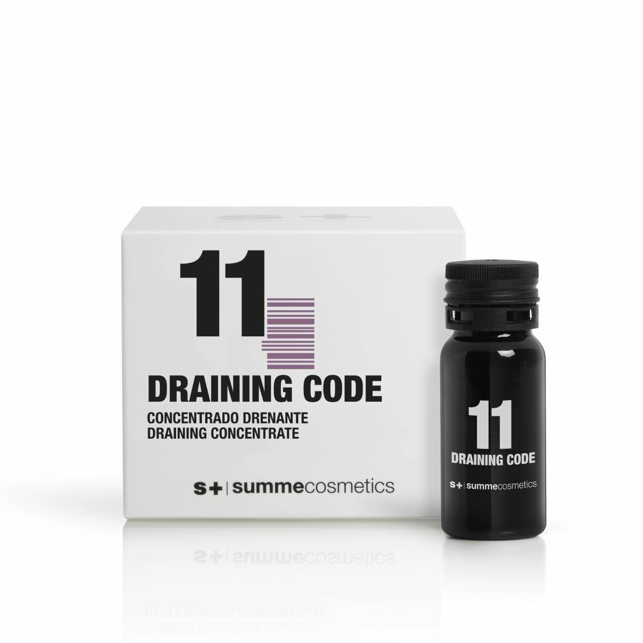 11 Сыворотка Похудение   11 Draining code