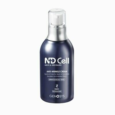 NDCell Anti-Wrinkle Cream   Антивозрастной крем для шеи и зоны декольте