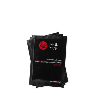 Водородная соль для ванн Enhel Beauty Premium 50 гр (уп.3шт)
