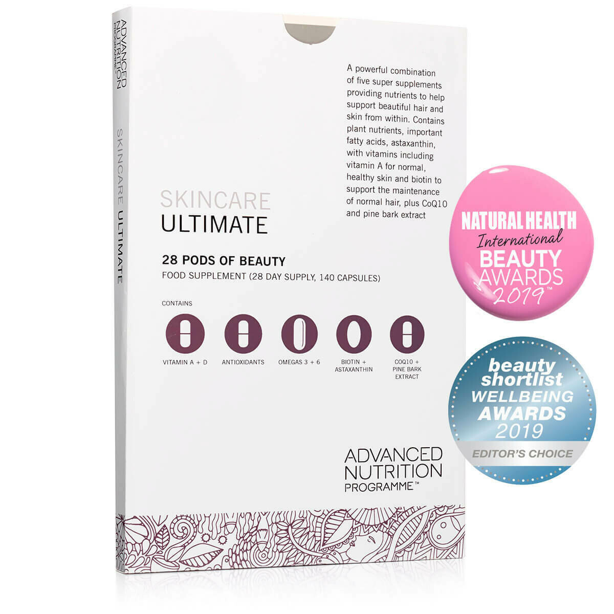 Скинкеа Ультимейт | Skin Ultimate Advanced Nutrition Programme