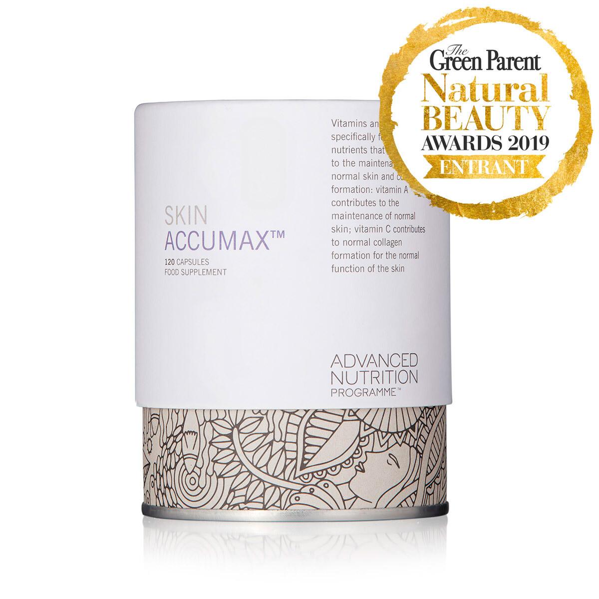 Аккумакс для проблемной кожи (120 капс) | Skin Accumax Advanced Nutrition Programme