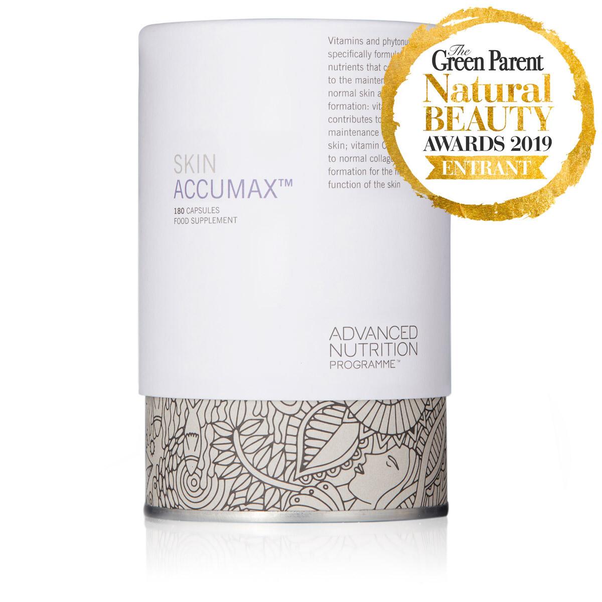 Аккумакс для проблемной кожи (180 капс.)   Skin Accumax Advanced Nutrition Programme