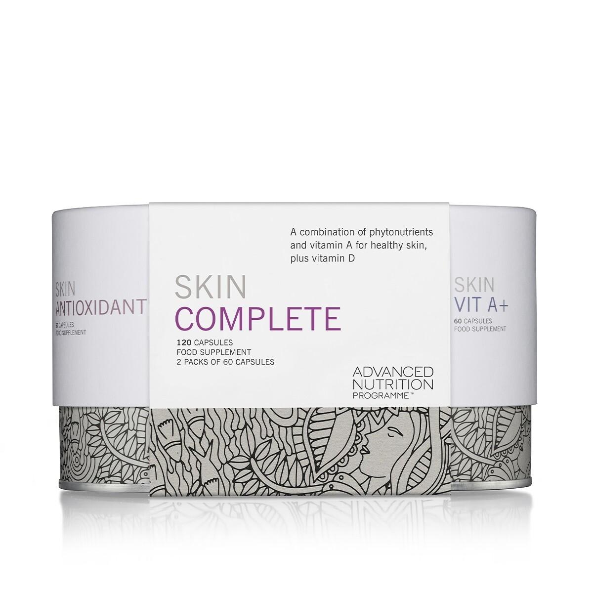 "Базовый сет ""Совершенная кожа | ""Skin Complete Advance Nutrition Programme"