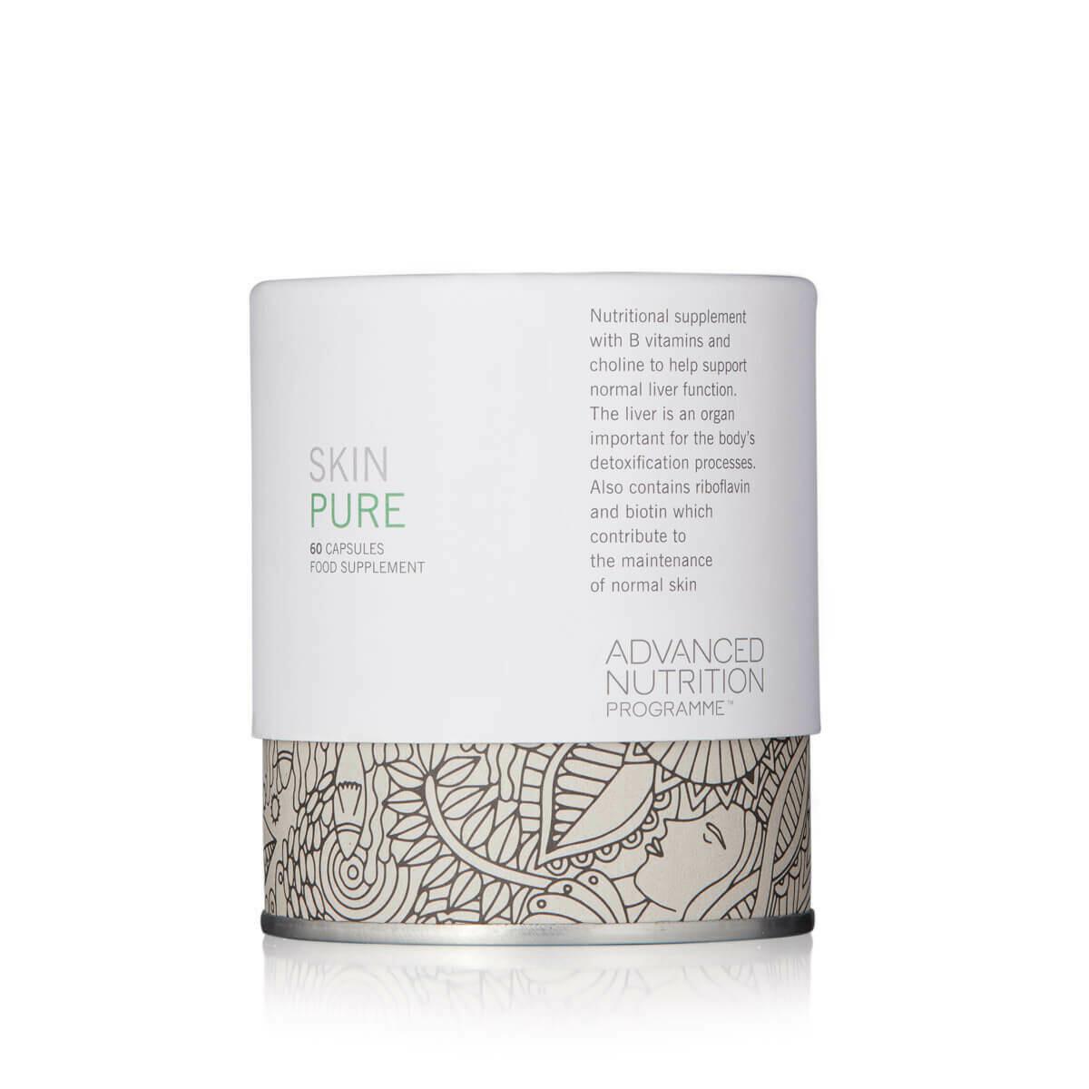 Детокс для кожи | Skin Pure Advanced Nutrition Programme