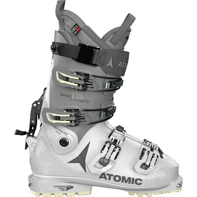 Atomic Hawx Ultra XTD 115 W grey   Touren- Freeride schuh