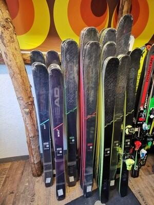 Head Kore Ski 93 / 99 / 105 + Fell