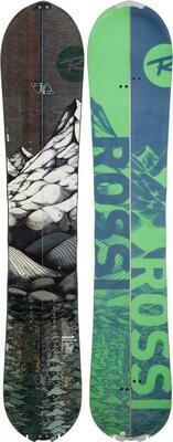 Rossignol XV Splitboard + Fell