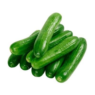 Cucumber (lbs)