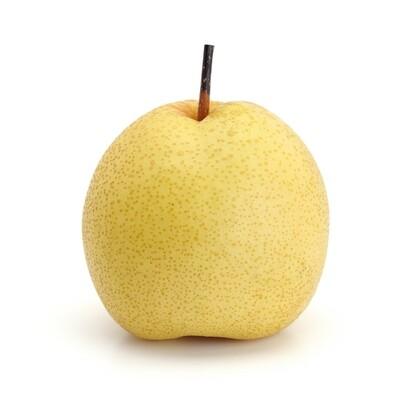 Pear Asian (lbs)