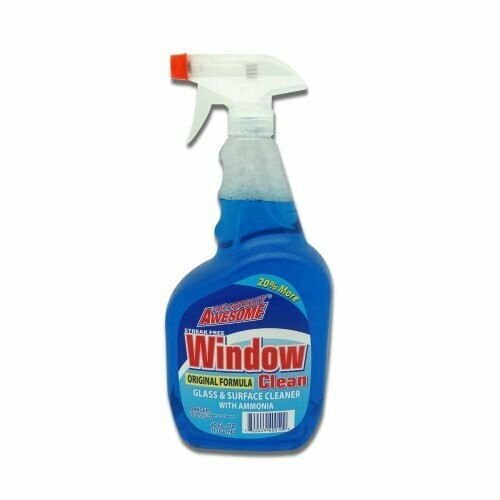 Awesome Window Cleaner Spray (32oz)