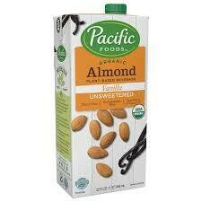Milk Almond Organic (32oz)