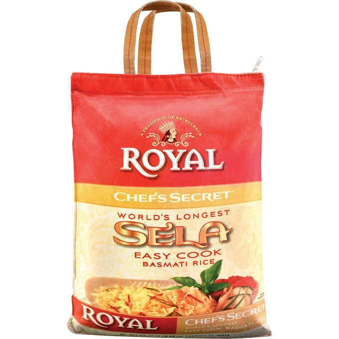 Rice Royal Sella (lbs)