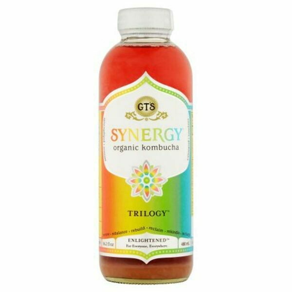Synergy Trilogy Kombucha