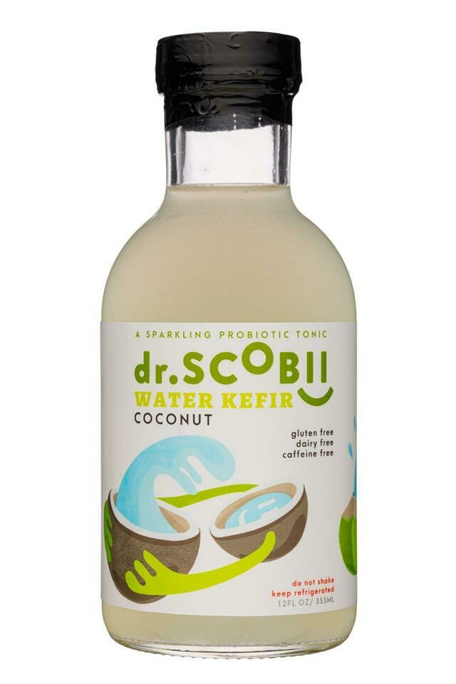 Dr. Scobii Water Kefir Coconut