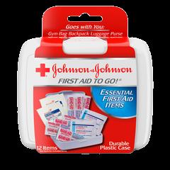 First Aid ToGo mini kit J&J