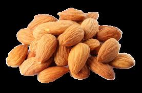 Almonds Raw (8oz)