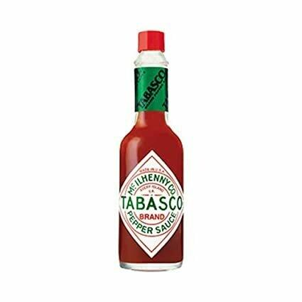 Tabasco Hot Sauce (2 oz)