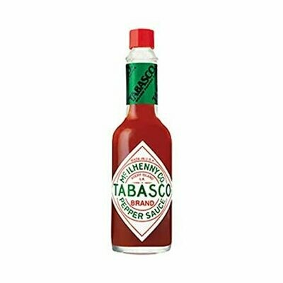 Tabasco Hot Sauce (2 oz)