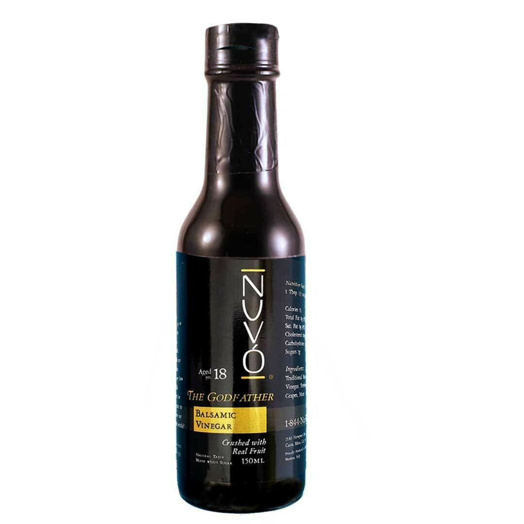 The Godfather Balsamic Vinegar by NUVO (150ml/5oz)