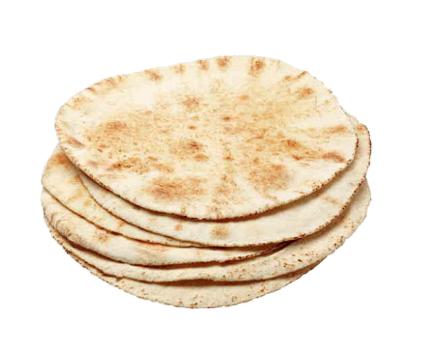 Pita Bread (6per Bag)