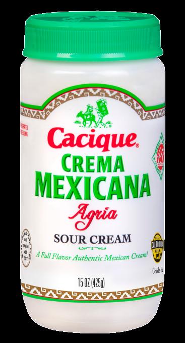 Sour Cream El Cacique (15oz)
