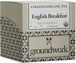 English Breakfast Organic (¼ lbs)