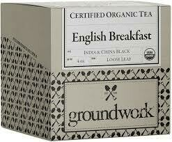 English Breakfast Organic (¼ lbs)