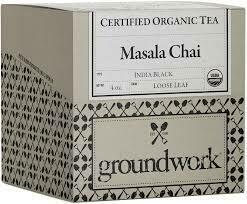 Masala Chai Organic (¼ lbs)