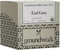 Earl Grey Organic (¼ lbs)