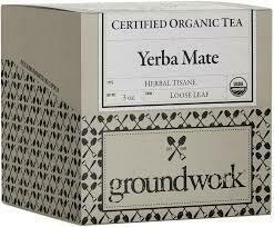 Yerba Mate Organic (¼ lbs)