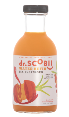 Dr. Scobii Water Kefir Sea Buckthorn