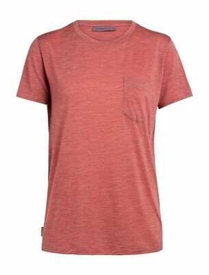 Shirt Nature Dye Pocket Icebreaker