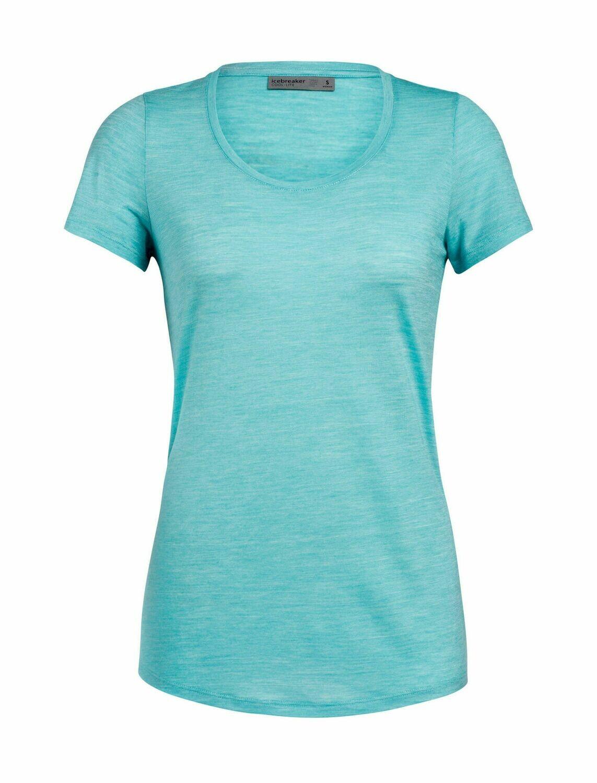 Shirt Scoop Stripe Icebreaker