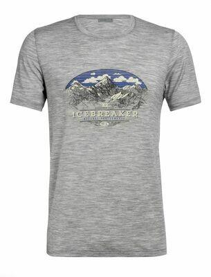 T-Shirt K2 Crest Icebreaker