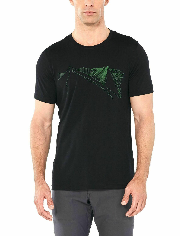 T-Shirt Peak in Reach Icebreaker