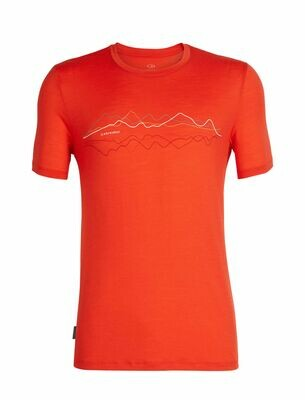 T-Shirt Crewe Original Icebreaker