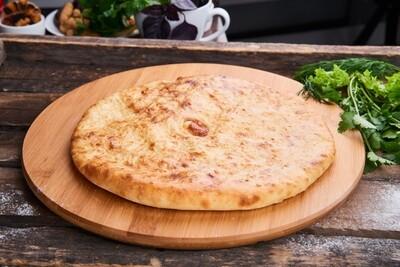 Хачапури с сыром и картофелем