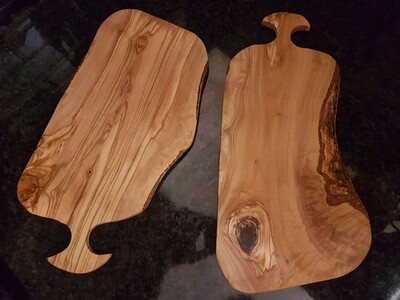 Thin board with handle