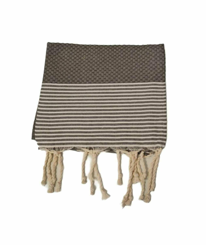 Serviette de table nid d'abeille