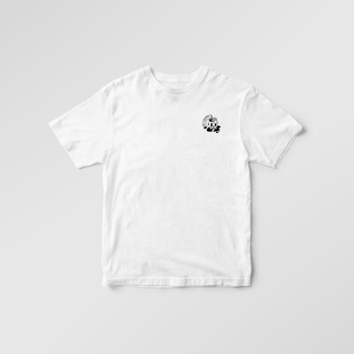 Tee Shirt COCKTAIL - Blanc
