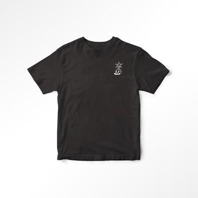 Tee Shirt PALMIER - Noir