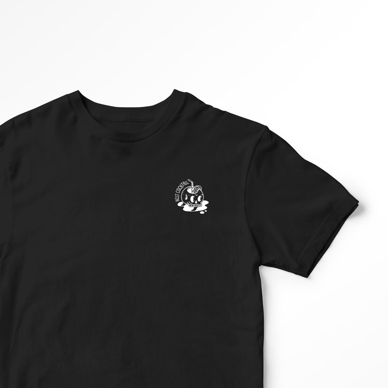 Tee Shirt COCKTAIL - Noir