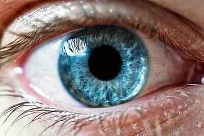 Gutschein für eine Iris-/ Augendiagnose