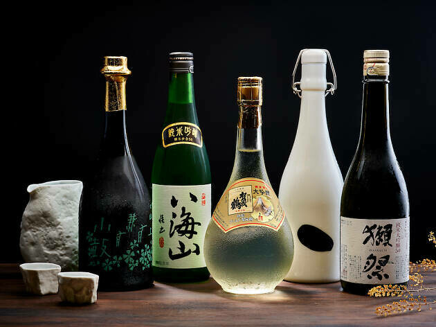 Special Sake Selections