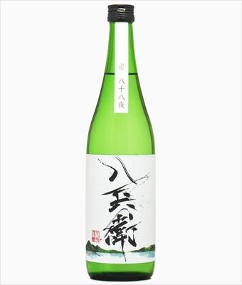 Hachibei 88 nights Junmai Sake