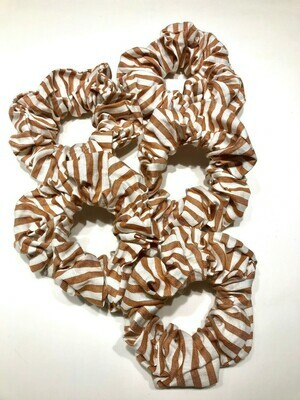 Striped Scrunchie - SOLD OUT