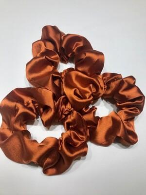 Burnt Orange Scrunchie - SOLD OUT