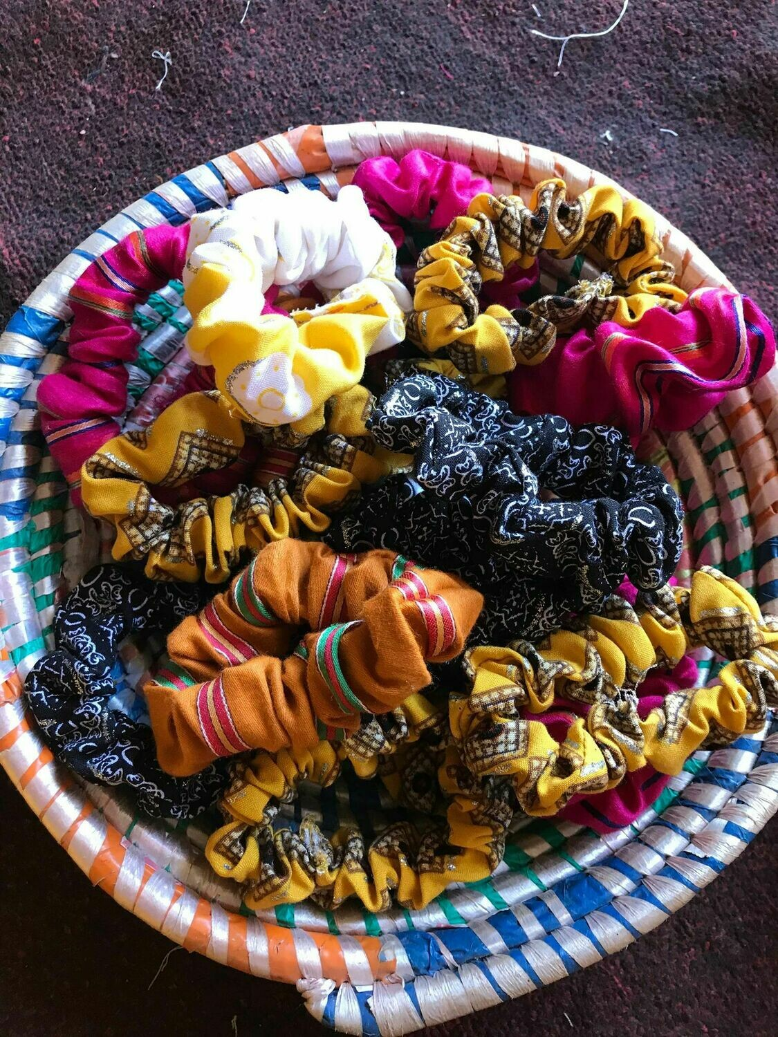 20 Wholesale Scrunchies