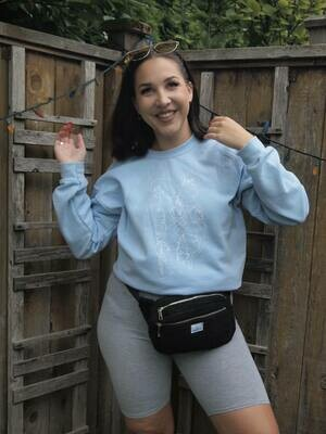 Black Sherpa Fanny Pack - SOLD OUT