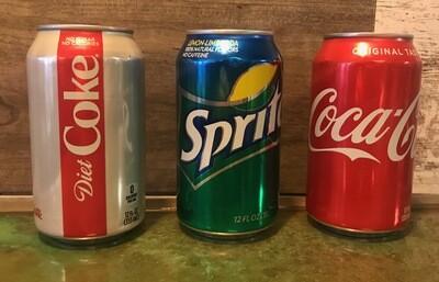 Canned Soda